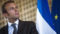 Quand Emmanuel Macron fait le show - ZAPPING ACTU BEST-OF DU 31/12/2015