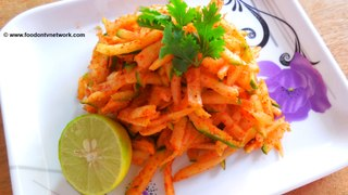 Quick Salad for Weight Loss | Dinner Ideas | Cooking Channel | Indian Recipe-19