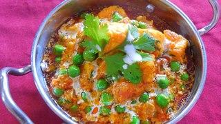 Matar Paneer   Indian Gravy   Dinner Ideas   Cooking Show   Indian Recipe-22