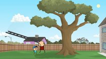Ladder Cyanide & Happiness Shorts