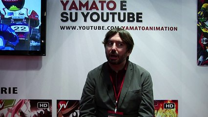 Gualtiero Cannarsi su Una tomba per le lucciole e Il mio vicino Totoro - Lucca Comics 2013