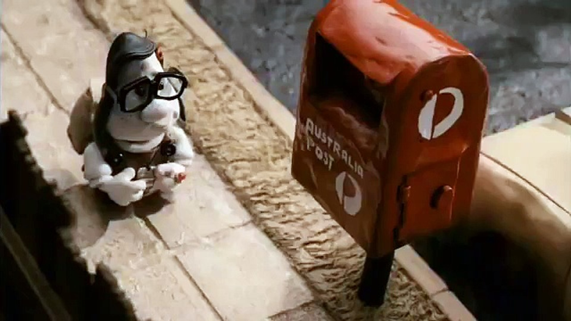 Mary Max Official Trailer Mary And Max Mary Ve Max Trailer Hd Adam Elliot Toni Collette Philip Seymour Hoffman Eric Bana Dailymotion Video