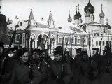 Москва в снежном убранстве - 1908. Немой документальный фильм Silent documentary film about Moscow