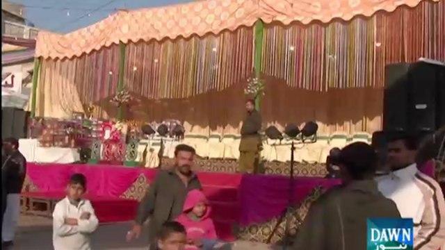 Eid Milad-un-Nabi being observed today
