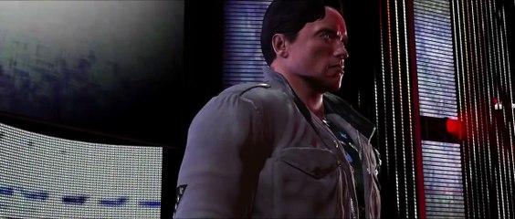 DLC Terminator de WWE 2K16