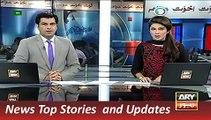 ARY News Headlines 8 December 2015, 10AM