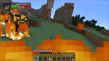 Minecraft_ ELEMENTAL COWS MOD (THEY WILL KILL YOU, DEADLY FINISH ATTACKS!) Mod Showcase