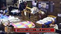 Farma 6/Kristijan nije u Krevetu sa Stanijom nego sedi kraj nje i milki je Zabrinuto/24/12/2015