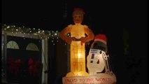 Las casas de Washington se iluminan para celebrar la Navidad