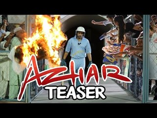 AZHAR - Official Teaser - Emraan Hashmi