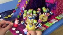 peppa pig toys Peppa Pig Toy Stories In English - Peppa And George Play Hide And Seek