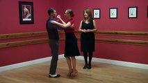 Latin Dancing Lessons : Mambo Dance Moves: Mambo Dancing Demonstration
