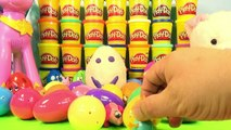 Surprise Peppa Pig Play Doh Toy Eggs Surprise My Little Pony Playdoh Kinder Eggs Game Toys Toy