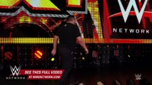 Finn Bálor and Samoa Joe sign the contract for TakeOver׃ London׃ WWE NXT, Nov. 25, 2015