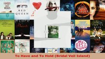 Read  To Have and To Hold Bridal Veil Island EBooks Online