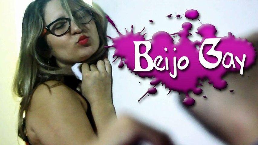 BEIJO GAY - GAY KISS (Subtitled)