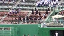 松本深志高校 高校野球応援(8回)