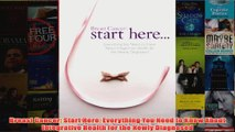 Breast Cancer Start Here Everything You Need to Know About Integrative Health for the