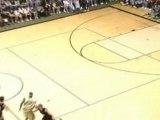 Lebron James dunk en High School
