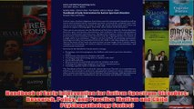 Handbook of Early Intervention for Autism Spectrum Disorders Research Policy and Practice