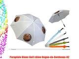 Parapluie Blanc Golf chien Dogue-de-Bordeaux-02