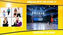 Alexa & Mark Vs Tamar & Val Cha-cha-cha - Dancing With The Stars Season 21 Dance Off