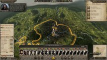 Lets Play Total War: Attila Gameplay - Huns Campaign - Part One - Destruction In The Nort