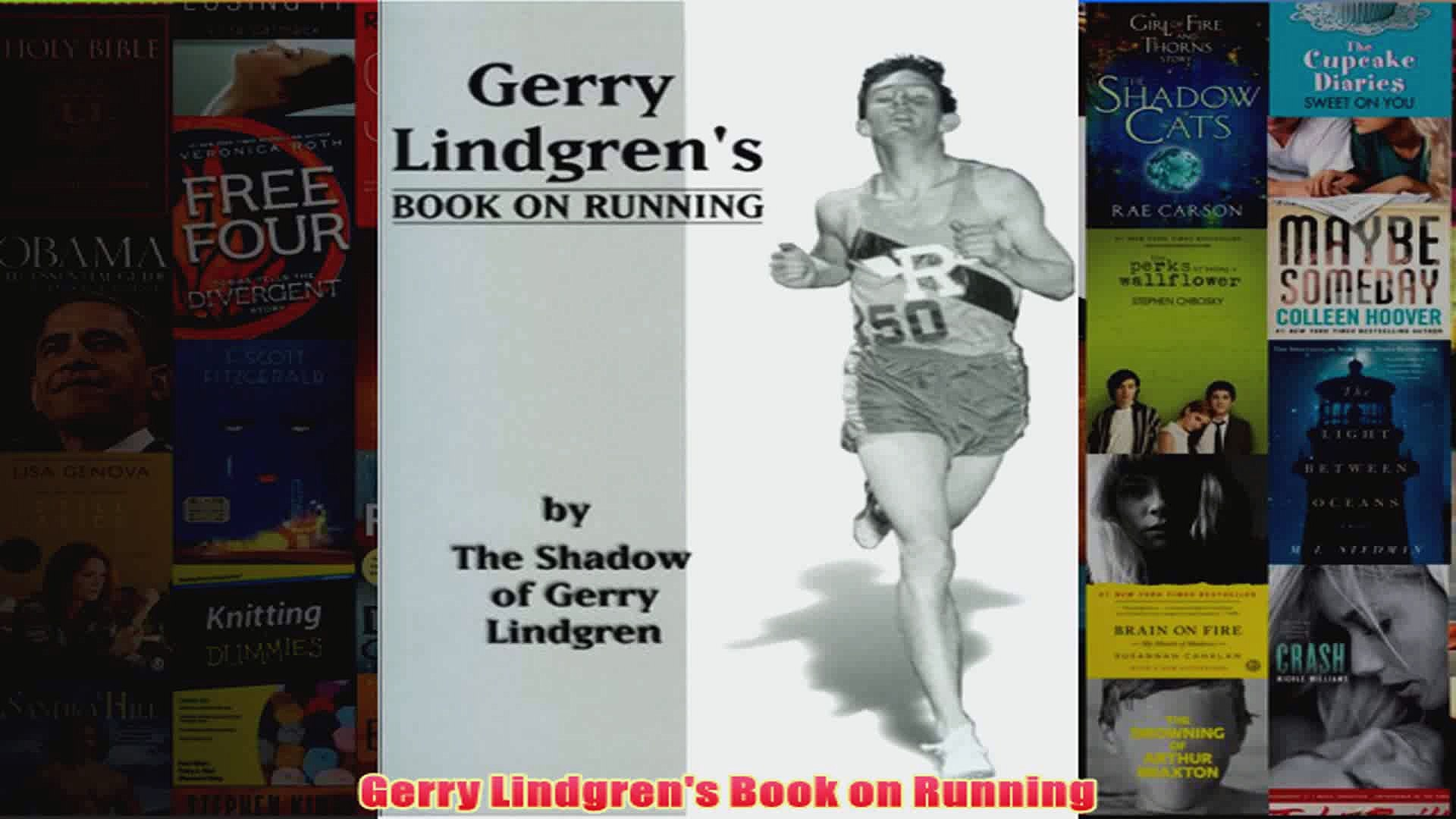 Gerry Lindgrens Book on Running