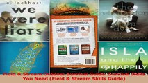 Field  Stream Outdoor Survival Guide Survival Skills You Need Field  Stream Skills PDF