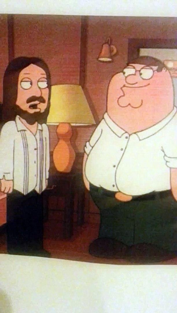 Family Guy Christmas 2014 The 2000 Year Old Virgin Blasphemous Filth