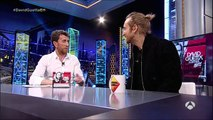 Pablo Motos ayuda a David Guetta a perder el miedo escénico - El Hormiguero 3.0