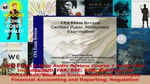 CPA Exam 5 Hour Audio Review Course 7 Audio CDs Includes AUD FAR BEC REG Auditing and Download