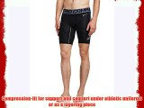 Nike Hypercool 2.0 Men's Compression Shorts 6 Inches Black/cool Grey/cool Grey Size:XL