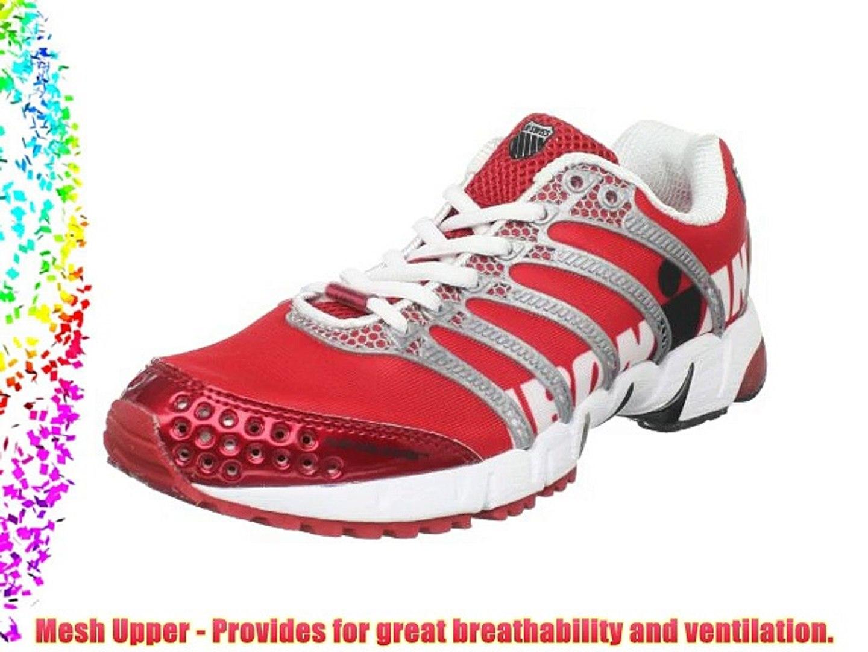 K-swiss  Women's Running Shoes  Red RED Size: 3 (35.5 EU)