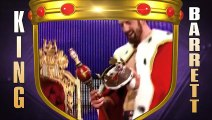 WWE- King Bad News Barrett 2015 Theme and Titantron Song HD 720p