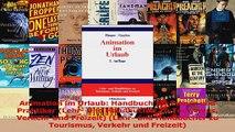 Download  Animation im Urlaub Handbuch für Planer und Praktiker Lehr Und Handbucher Zu Tourismus Ebook Frei