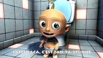Pipi Caca (Baby Kata) #musique #humour