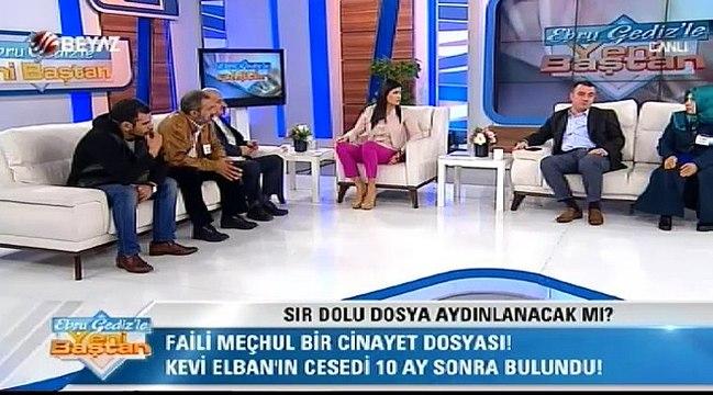 Ebru Gediz ile Yeni Baştan 25.12.2015 2.Kısım