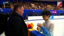 Yuzuru Hanyu - 2015 Japanese Nationals SP