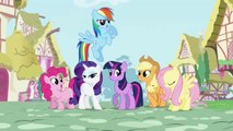 My Little Pony Friendship is Magic Temporada 2 Capitulo 24- El Misterio en el Tren de la Amistad