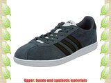 Mens adidas NEO Mens Vlneo Court Suede Trainers in Grey - UK 7.5