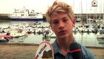#Morbihan - Les Seigneurs du Skate à Belle-Ile en mer - Marseille Bretagne Télé