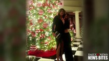 Caitlyn Jenner Stuns in Leggy Dress at Ex Kris Jenner's Christmas Eve Party