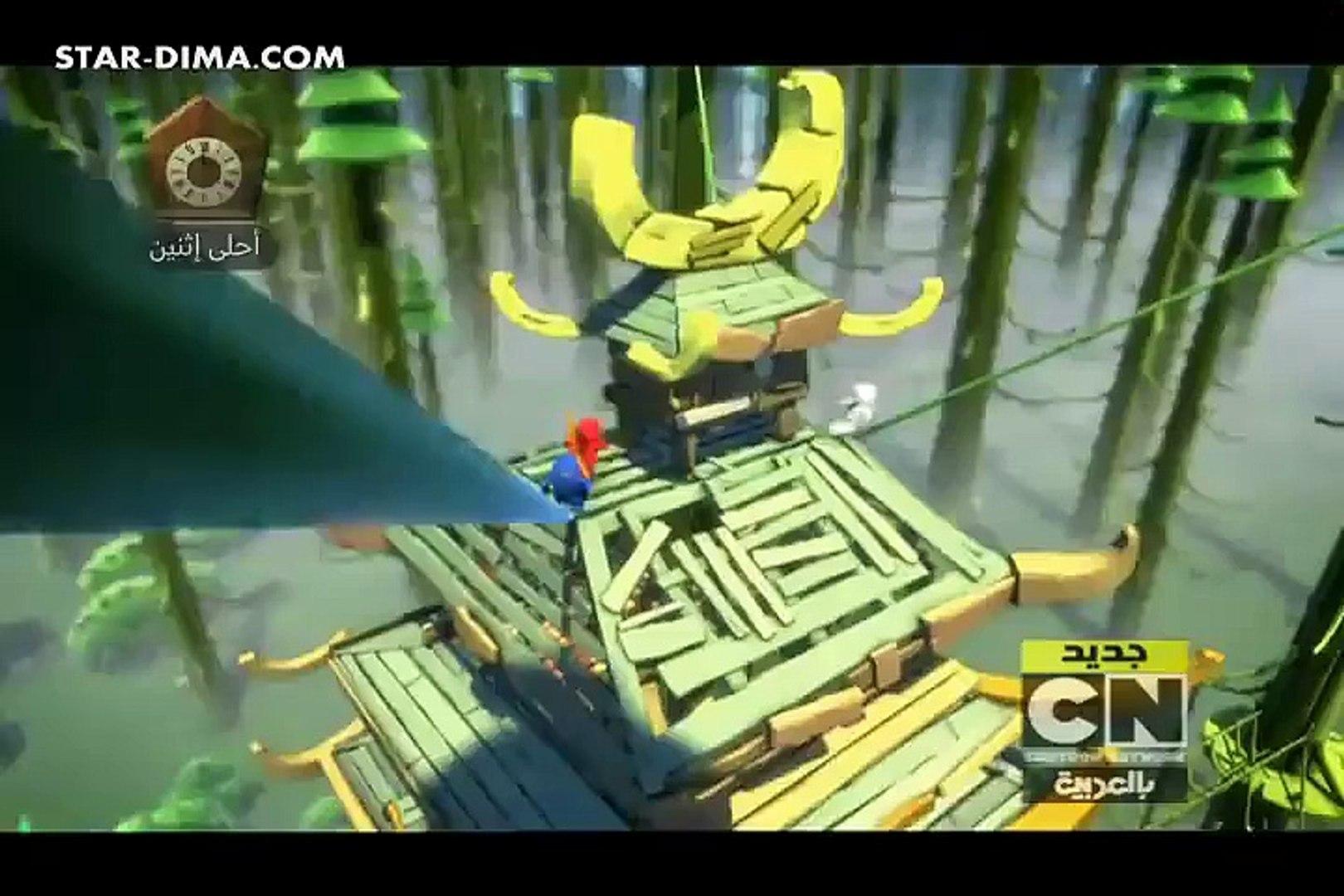 نينجا جو ابطال السبنجيتسو الحلقة 3 فيديو Dailymotion