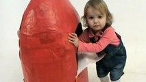 blog Peppa Pig Huge Giant surprise egg unboxing toys Gigantes juguetes unboxing huevo sorpresa