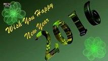 Happy New Year 2016 - Happy New Year Greetings, Happy New Year Animation (Full HD)