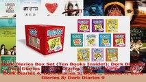 PDF Download  Dork Diaries Box Set Ten Books Inside Dork Diaries Dork Diaries 2 Dork Diaries 3 Dork PDF Full Ebook