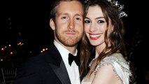 Anne Hathaway Married  with hr Fan (Adam  Shulman)