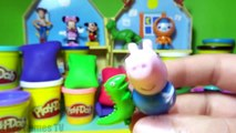 Surprise Eggs Disney Collector Kinder Surprise Eggs Frozen Play Doh MyLittlePony Peppa Pig Minnie
