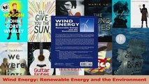 PDF Download  Wind Energy Renewable Energy and the Environment Read Online